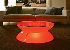 multi color led lounge coffee table by moree