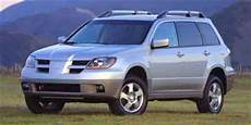 how to work on cars 2003 mitsubishi outlander security system 2003 mitsubishi outlander review ratings specs prices and photos the car connection