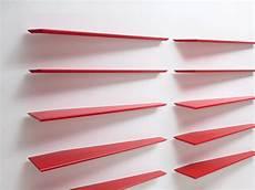 mensola rossa mensola 10 176 mensola di molteni cattelan arredamenti