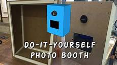 do it yourself do it yourself photo booth zusammenbau