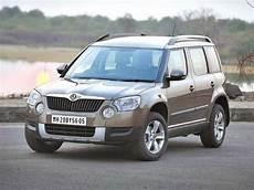 Skoda Yeti 4x2 Review Test Drive Autos Hindustan Times