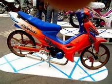 Modif Motor Shogun Sp 125 by Modifikasi Motor Modifikasi Motor Suzuki Shogun With