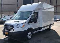 ford transit kasten ford transit e350 2015 box trucks
