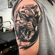 All About Tiger Tattoos Meaning And Symbolism Pc