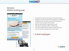 flydubai mobile flydubai mobile advertising caign madnet mobile platform