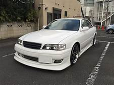 TOYOTA CHASER / JZX100  Toyota Dream Cars