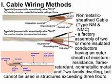 wiring methods switches part 1