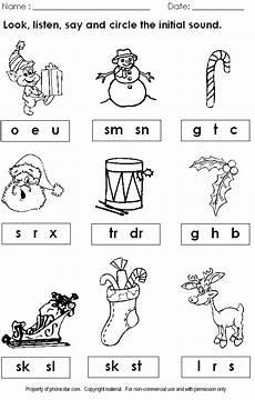 worksheets phonics worksheet
