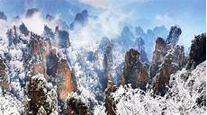 will the access to zhangjiajie be closed during winter