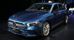2019 Mercedes AMG A35 Wants To Hunt Audi S3s And Golf Rs
