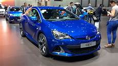 Opel Astra Opc 2017 In Detail Review Walkaround Interior