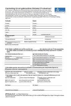 formular autoverkauf pdf
