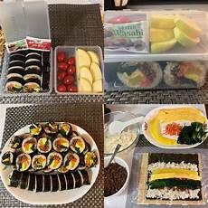 korean food photo easy to make and super delicious gimbap maangchi com