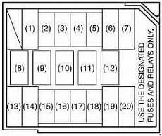 electric and cars manual 2005 suzuki swift lane departure warning fuse box for suzuki swift wiring diagram