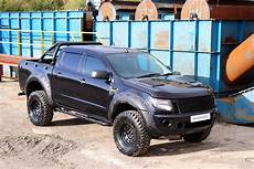ford ranger seeker raptor all black edition now launched