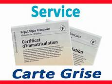 faire carte grise prefecture carte grise et immatriculation vapeur auto services