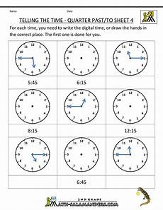 telling time math worksheets 3rd grade 3654 math worksheets for 2nd graders second grade math worksheets telling the time quarter past to