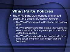 why was the whig party formed why was the whig party formed whig party 2019 01 22