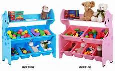kinderregal spielzeugregal in tierform mit 6 boxen und 1