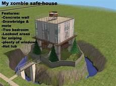 zombie proof house plans pin by ushba maori on stuff to buy zombie apocalypse