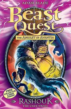 rashouk the cave troll a beast quest wiki fandom