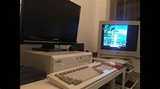 commodore amiga 4000 1992 using it in 2014 online