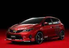 modellista gundam style 2013 toyota auris car tuning