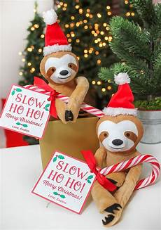 Sloth Easter Basket Ideas Everyday Savvy Christmas Sloth Gift Ideas Slow Ho Ho Eat Sleep And Be