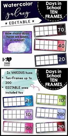 multiplication worksheets kindergarten 4454 days in school ten frames ten frames literacy numeracy classroom themes