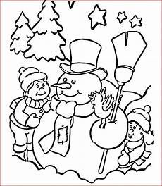 coloring pages snowman coloring pages free and