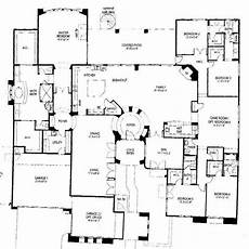 5 bedroom house plans single story one story 5 bedroom house floor plans pinterest