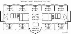 medical facilities floor plans of common facilities floor plans assisted living facility