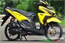 Modifikasi Vario 150 Jari Jari by Modifikasi Honda All New Vario 150 Esp Pelek Jari Jari