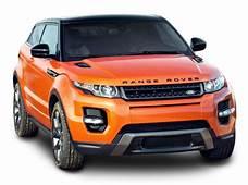Orange Land Rover Range Car PNG Image  PngPix