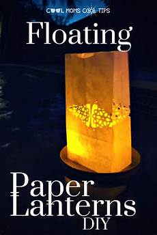 Coole Laterne Basteln - cool floating paper lanterns diy cool cool tips