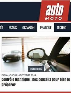 Le Contr 244 Le Technique Auto Actualites Carre Expert Auto
