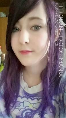 Coloration Cheveux Lilas Directions Color Mania
