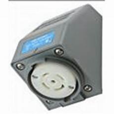 Hubbell Wiring Hbl2810ar Safety Shroud Twist Lock Single