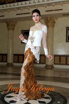 45 Model Kebaya Jawa Barat Ala Pakaian Adat Terbaru 2020