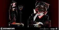 Ghost In The Shell Creates Futuristic Geisha