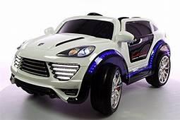 RIDE ON TOY CAR Power Wheel Porsche Cayenne Style 12v