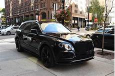 bentley bentayga edition 2018 bentley bentayga black edition stock gc2474 for
