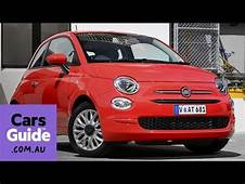 2016 Fiat 500 Review  First Drive Video YouTube