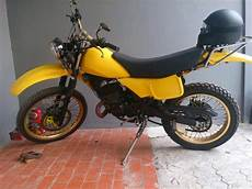 Dijual Motor Trail Modifikasi by 86 Bengkel Modifikasi Motor Trail Palembang Modifikasi Trail