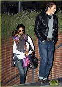 Halle Berry & Olivier Martinez Westfield Mall Shoppers