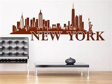Wandtattoo New York Skyline Wandtattoo Net