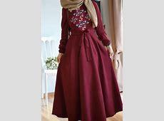 Pinterest: @aalaaaatya ?   Muslim dress, Frock fashion