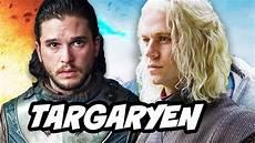 Of Thrones Season 7 Jon Snow Aegon Targaryen