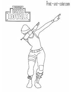 Malvorlagen Fortnite Io Fortnite Coloring Pages Drawings
