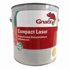 fenster streichen dickschichtlasur 10 36 l gnatz compact lasur 2 5l dickschichtlasur